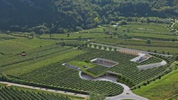La cantina ipogea piu' grande del Trentino