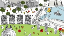 Torna la Primavera siciliana del verde in citta'