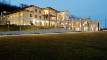 La riqualificazione di Villa Cristina a Nebbiuno all'insegna della qualita' acustica