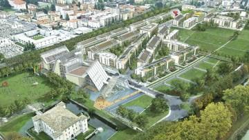 A Rovereto un laboratorio per progettare le citta' del futuro