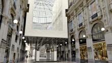Al via il restauro della Galleria Vittorio Emanuele II a Milano