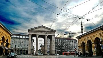 Per Expo 2015, Piazza XXIV Maggio sara' il terrazzo sulla Darsena di Milano