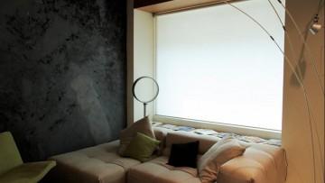 Al Fuorisalone 2014 Romeo e Giulietta rivivono su tende e tessuti
