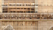 David Chipperfield firmera' la nuova 'casa' del Nobel
