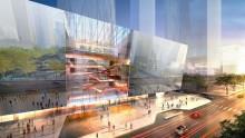 Studio Fuksas firmera' il 'Bejing Cbd Cultural center'