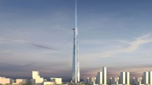 La Kingdom Tower sara' il grattacielo dei record