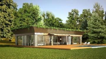 Philippe Starck lancia una linea di eco-case prefabbricate in legno