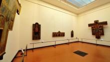 La Sala 1 della Galleria degli Uffizi riapre dopo il restauro