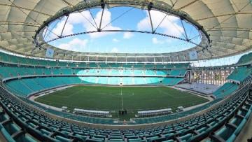 Gli stadi di Brasile 2014: l'Arena Fonte Nova di Salvador