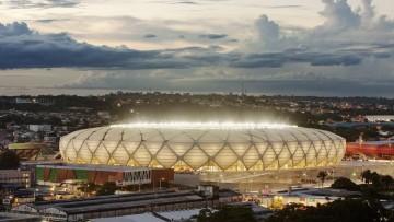 Gli stadi di Brasile 2014: l'Arena Amazonia di Manaus