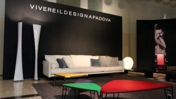 Vivere il design a Padova