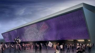 Gli stadi di Brasile 2014: l'Arena de Sao Paulo
