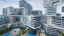The Interlace premiato dal Council of tall buildings