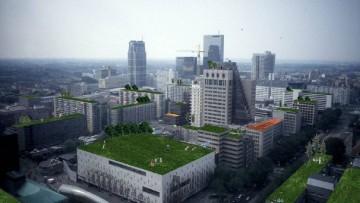 Architettura naturale e verde pensile per le citta' ecologiche del futuro