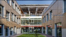 La scuola 'energia zero' di Saint Ouen
