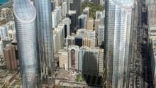 Trust Tower ad Abu Dhabi: il progetto illuminotecnico e la sua gestione