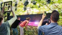 Il Padiglione del vino italiano per Expo 2015