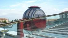Ponte di Calatrava a Venezia: stop all'ovovia