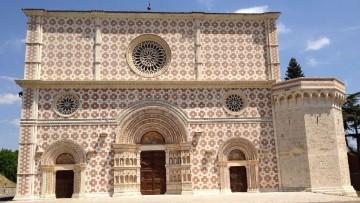 Ricostruzione a L'Aquila, via al piano per la Basilica di Collemaggio