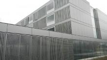 Student Housing Poljane: il patio e' il fulcro progettuale