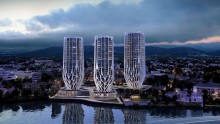 Zaha Hadid disegna 'Grace on Coronation' per Brisbane