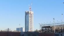 Grattacielo Intesa Sanpaolo di Torino: deformazione ed 'effetto banana'