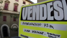 Mercato immobiliare italiano, nuovo calo: -3,6%
