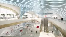 UNStudio per la nuova metropolitana di Doha