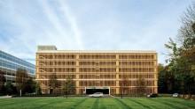 Bambu' in architettura: il garage del campus Novartis
