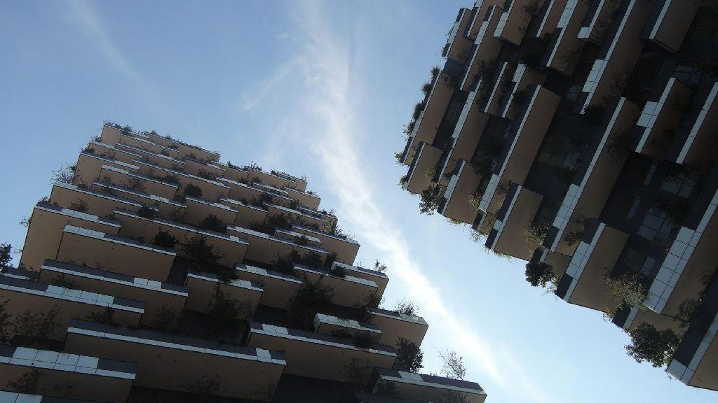 Highrise award 2014 il bosco verticale fra i cinque for Bosco verticale architetto
