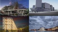 Guggenheim di Helsinki: 1.715 proposte per il concorso del nuovo museo
