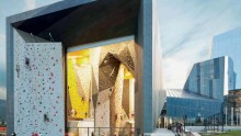 Premio Dedalo Minosse 2014: la sede Oberalp Salewa di Cino Zucchi e Park Associati