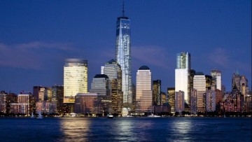 Aperto a Ground Zero il One World Trade Center di David Childs