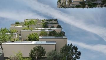 Bosco Verticale e' il grattacielo piu' bello del 2014