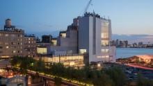 Renzo Piano per il Whitney Museum of American Art che aprira' il 1° maggio 2015