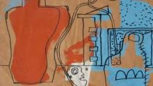 Le Corbusier, opere su carta da una collezione privata