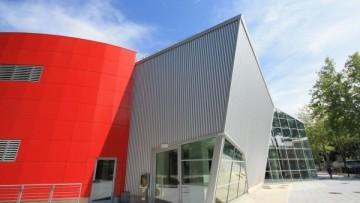 Piscine dello Stadio di Terni: parete ventilata dalle elevate prestazioni