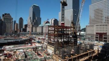 One World Trade Center a New York: tutto sul cantiere