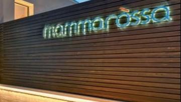 Il ristorante Mammarossa ad Avezzano