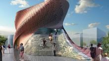 Expo 2015, il padiglione cinese Vanke si affida alla ceramica italiana