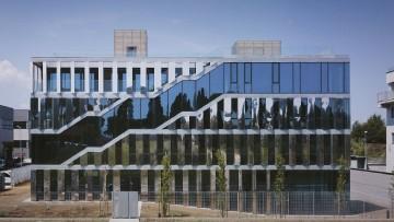 Modostudio e Sofia Cattinari per la nuova sede Intecs a Roma | Progetto