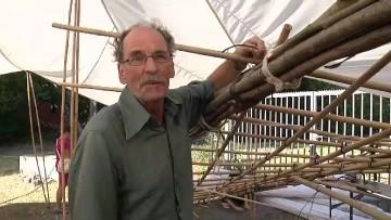 Marcel Kalberer spiega cosa vuol dire costruire con il salice