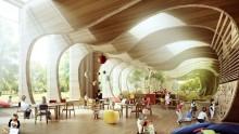 Ricostruzione in Emilia Romagna: l'asilo in legno di Mario Cucinella