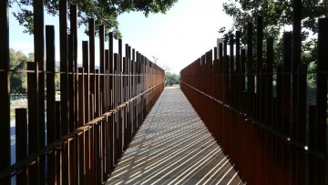 Inaugurata la passerella per la Valle dei Templi di Agrigento