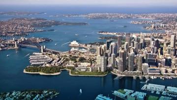 Anche Renzo Piano per il waterfront di Sydney
