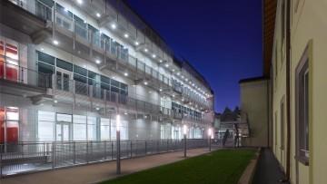 Il campus di Lecco del Politecnico di Milano
