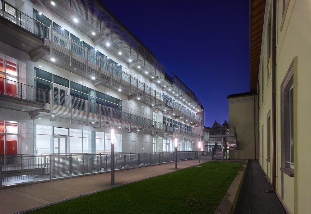 Il campus di lecco del politecnico di milano for Politecnico di milano servizi online