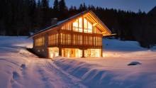 Architettura alpina: Pra' della Casa di Nexus Associati