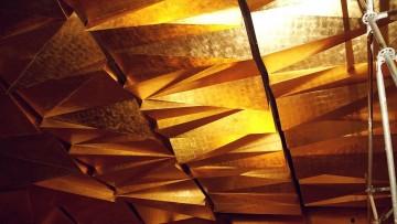 Filarmonica di Szczecin di Barozzi Veiga: copertura, strutture, acustica