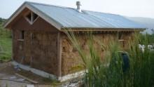 Autocostruzione: le case in balle di paglia